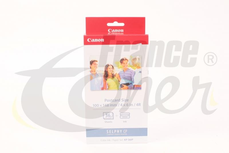 Carte Postale 10x148cm 36 Feuilles Attention Necessite La Cassette Papier Format De Marque CANON Pour Imprimante SELPHY CP810