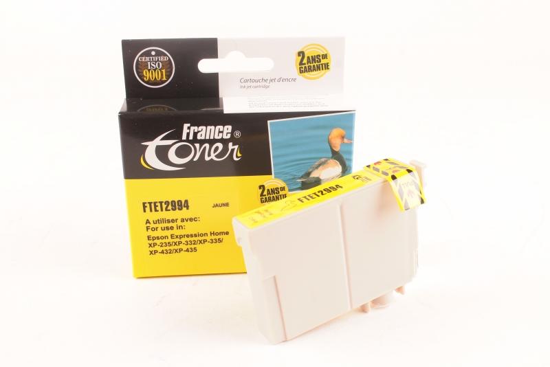 cartouche encre epson expression home xp345 cartouches encre pour imprimante epson francetoner. Black Bedroom Furniture Sets. Home Design Ideas