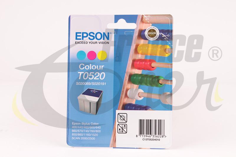 cartouche encre epson stylus 440 cartouches encre pour imprimante epson francetoner. Black Bedroom Furniture Sets. Home Design Ideas