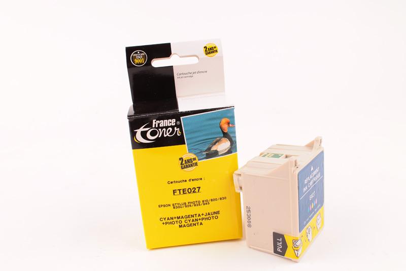 cartouche encre epson stylus photo 830 cartouches encre pour imprimante epson francetoner. Black Bedroom Furniture Sets. Home Design Ideas