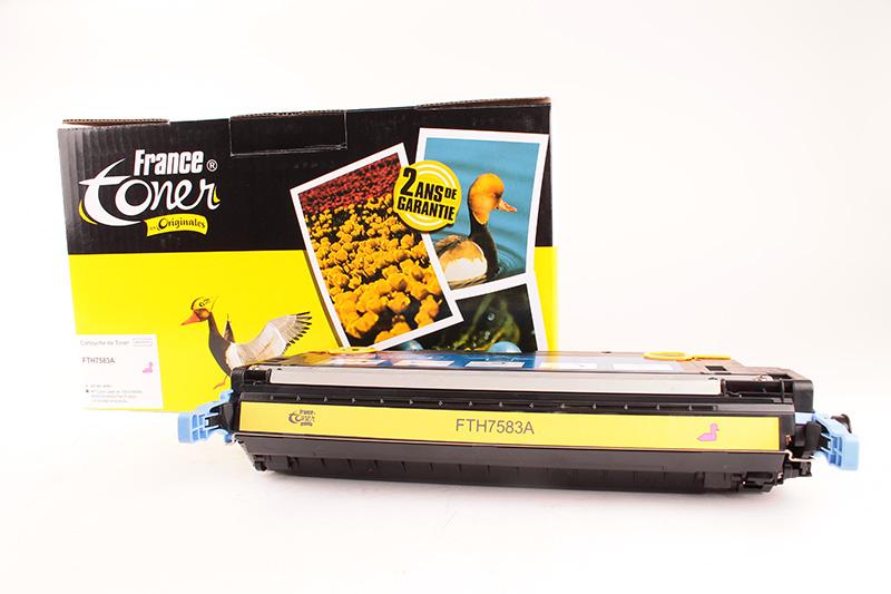 Toner Laser Hp COLOR LASERJET 3600DN Toner Pour