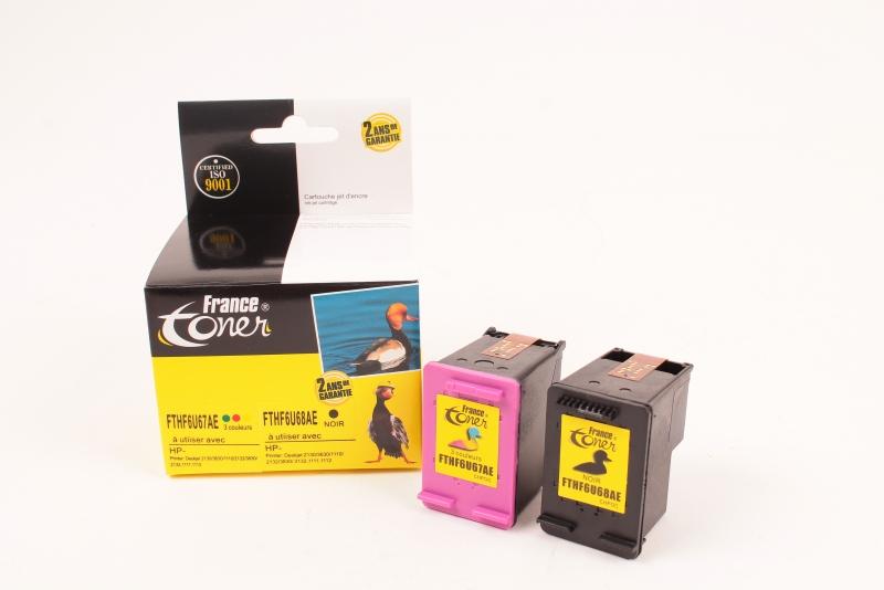 cartouche encre hp deskjet 3632 cartouches encre pour imprimante hp francetoner. Black Bedroom Furniture Sets. Home Design Ideas