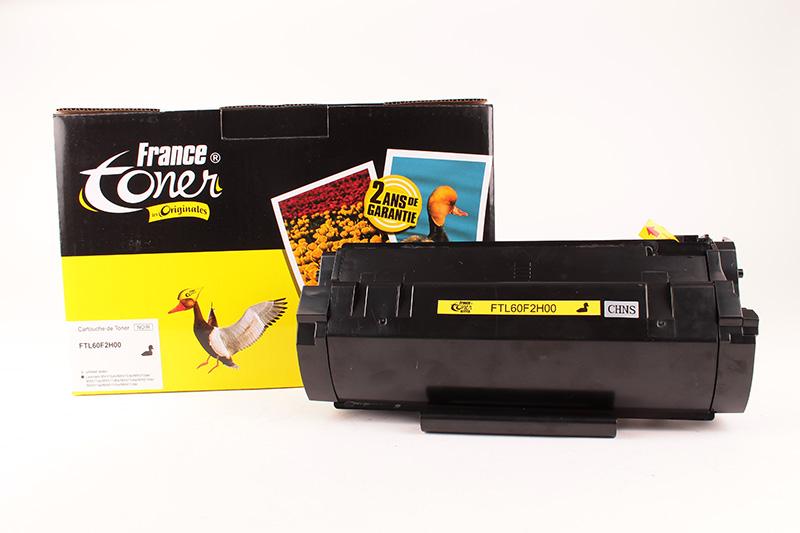 lexmark 602h cartouche d 39 encre lexmark pour imprimante. Black Bedroom Furniture Sets. Home Design Ideas