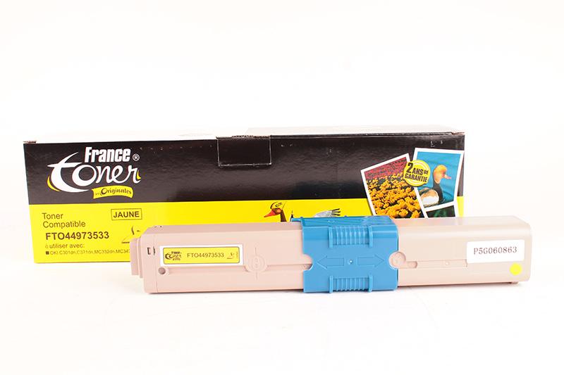 toner laser oki mc342 toner pour imprimante oki francetoner. Black Bedroom Furniture Sets. Home Design Ideas